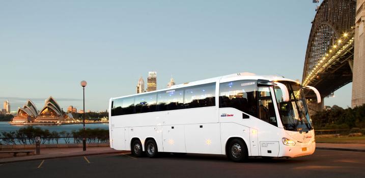 Hiring a personal bus